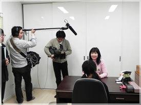 NHK総合テレビ「おはよう日本」が全国に翼学院を紹介